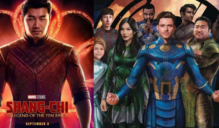 'Shang-Chi' y 'Eternals' podrían ser baneadas en China.